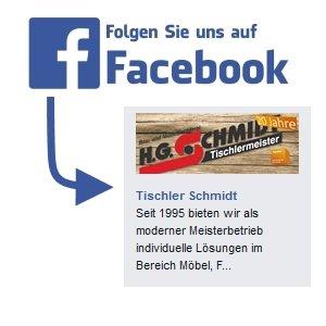 Sie finden uns auch auf Facebook