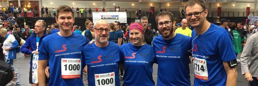 Das war der Koblenz Marathon 2017